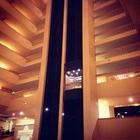 Photo taken at Renaissance Denver Stapleton Hotel by David A. on 7/15/2013