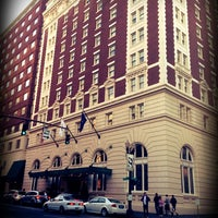 Photo taken at The Benson Hotel by Monty on 3/10/2013