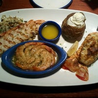 Photo taken at Red Lobster by Kylee B. on 3/23/2013