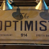 Photo taken at The Optimist by Denis🐸 on 3/20/2013