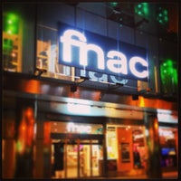Photo taken at Fnac by Micky on 1/5/2013