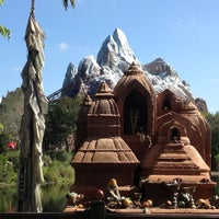 Photo taken at Expedition Everest by John G. on 11/20/2012