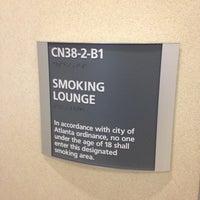Photo taken at Smoking Lounge by Eric P. on 9/1/2013