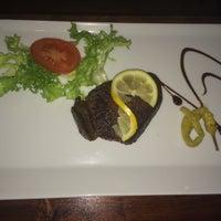 Photo taken at mattl's steakhouse by Thomas N. on 4/5/2014