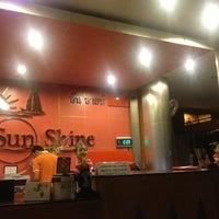Photo taken at Sun Shine Resort by Ульян Ф. on 1/15/2013