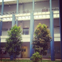 Photo taken at SMK Kartini Baloi by Citra C. on 6/25/2013