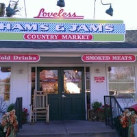 Photo taken at Hams & Jams Country Market by JMK on 10/28/2012
