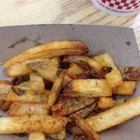 Photo taken at Five Guys by Debbie F. on 12/27/2013