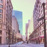 Photo taken at Boston Park Plaza by Michael M. on 1/27/2013