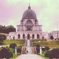 Photo taken at Oratoire Saint-Joseph / Saint Joseph's Oratory by Michael M. on 8/27/2013