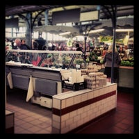 Photo taken at Les Halles by Erwan C. on 6/29/2013