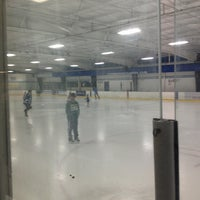 Photo taken at Clearwater Ice Arena by Renata M. on 3/20/2013