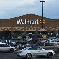 Photo taken at Walmart by Trevor W. on 4/13/2016