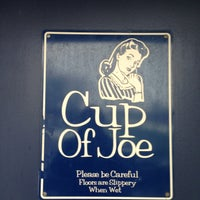 Photo taken at Cup of Joe by Stacy G. on 5/3/2013