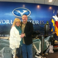 Photo taken at WorldVentures - Corporate Offices by Alan D. on 10/26/2012