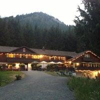 Photo taken at Alpine Inn Restaurant by Anastasia B. on 8/8/2013