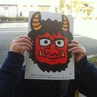 Photo taken at 綱敷天満神社 by Takeshi U. on 2/3/2013