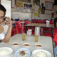 Photo taken at พังกี่ ข้าวมันไก่ by khai on 7/29/2014