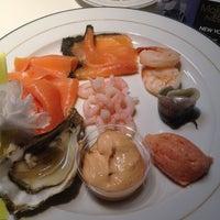 Photo taken at Caviar House & Prunier by Ingmar R. on 12/9/2012