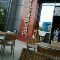Photo taken at Juan Valdez Café by Osvaldo Valencia M. on 1/15/2013