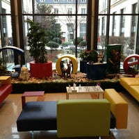 Photo taken at Google France by Christian H. on 1/26/2013