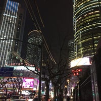 Photo taken at Times Square by syg, ilker... on 3/15/2016