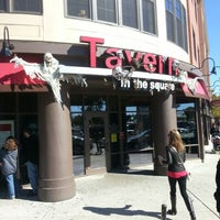 Photo taken at Tavern in the Square by Chris V. on 10/13/2012