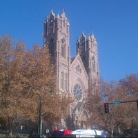 Photo taken at Cathedral of the Madeleine by Nikolay S. on 11/15/2012