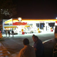 Photo taken at Shell by Hans F. on 11/2/2012