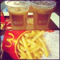 Photo taken at McDonald's by Lara C. on 12/7/2012