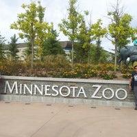 Photo taken at Minnesota Zoo by Jeremiah V. on 9/14/2013