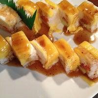 Photo taken at Sushi Itto by Jacaranda S. on 11/19/2012