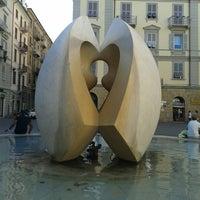 Photo taken at Piazza Garibaldi by Ilaria R. on 8/20/2013