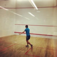 Photo taken at Hong Kong Squash Centre 香港壁球中心 by Kin T. on 3/5/2014