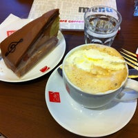 Photo taken at Coffee Day by Maria on 12/23/2012