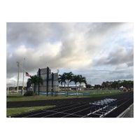 Photo taken at Barron Collier High School by Batya Maman Sabag O. on 12/5/2015