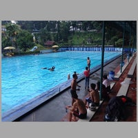 Photo taken at Karang Setra Swimming Pool by Fikri on 11/17/2014