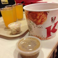 Photo taken at KFC by Aldwin P. on 3/12/2013