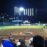 Photo taken at Rainbow Wahine Softball Stadium by Oh Sherry on 3/16/2013