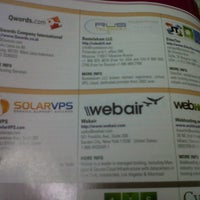 Photo taken at Qwords.com Web Hosting Indonesia - Bandung Office by Unni Y. on 3/14/2013