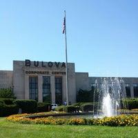 Photo taken at Bulova Corporate Center by J. JaMïe on 8/2/2013
