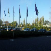 Photo taken at Van der Valk Hotel Rotterdam-Blijdorp by Maarten J. on 11/11/2012
