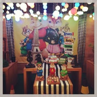 Photo taken at Espoleta Buffet Infantil by Gustavo N. on 8/2/2013