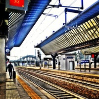 Photo taken at Milano Rogoredo Railway Station (IMR) by Marianna O. on 1/9/2013