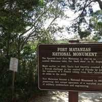 Photo taken at Fort Matanzas National Monument by Linda K. on 6/8/2013