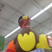 Photo taken at Walmart Supercenter by Erik W. on 12/6/2012