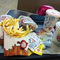 Photo taken at Burger King by Paxliz A. on 11/7/2012