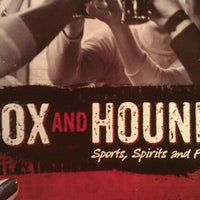 Photo taken at Fox & Hound by Ashley F. on 10/17/2012