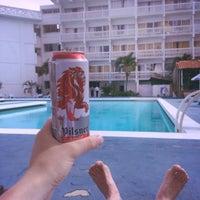 Photo taken at Mombasa Beach Hotel by Vasily B. on 5/10/2014