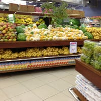 Photo taken at Superluna Supermercados by Edimilson C. on 8/17/2013